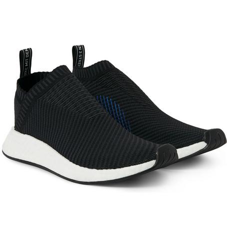Nmd Cs2 Primeknit Slip On Sneakers by Adidas Originals