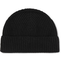 Johnstons of Elgin - Ribbed Cashmere Beanie