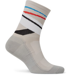Chpt./// 1.51 OneMoreLap Colour-Block Performance Cycling Socks