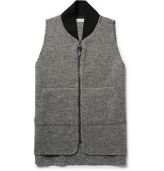 Connolly Mélange Wool Gilet