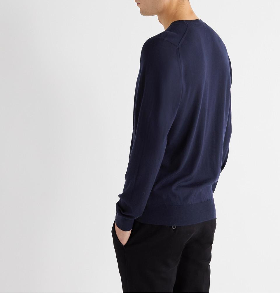 Mr P. Cashmere Sweater