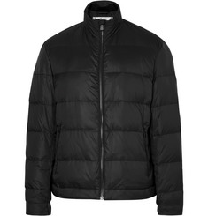 Aztech Mountain - Elk Mountain Quilted Nylon and Ripstop Down Jacket