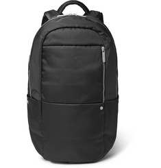 NN07 - Canvas and Shell Backpack