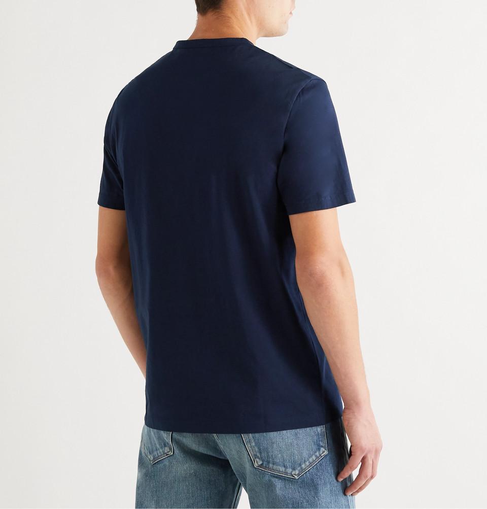 Mr P. Cotton-Jersey T-Shirt