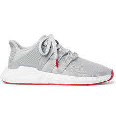 adidas Originals EQT Support 93/17 Stretch-Knit Sneakers
