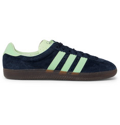 adidas Originals Padiham Spezial Leather-Trimmed Suede Sneakers