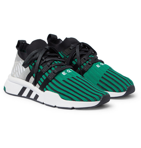 Eqt Support 91/18 Stretch Knit Sneakers by Adidas Originals