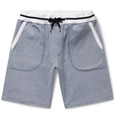 Orlebar Brown Drew Cotton-Piqué Drawstring Shorts