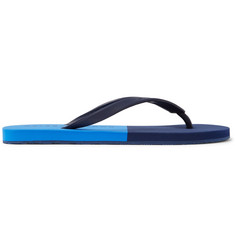 Orlebar Brown Haston Rubber Flip Flops