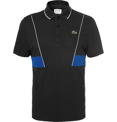 Lacoste Tennis Novak Djokovic Piqué Tennis Polo Shirt