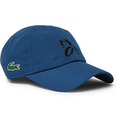 Lacoste Tennis Novak Djokovic Shell Tennis Cap