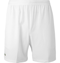 Lacoste Tennis - Novak Djokovic Stretch-Shell Tennis Shorts