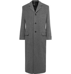 Balenciaga - Oversized Wool Coat