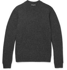 Balenciaga - Mélange Wool Sweater