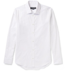 Balenciaga Cotton-Poplin Shirt