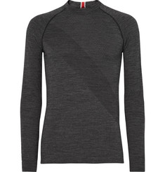 Tracksmith Brighton Wool-Blend Base Layer