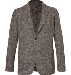 Altea Cotton-Blend Tweed Blazer