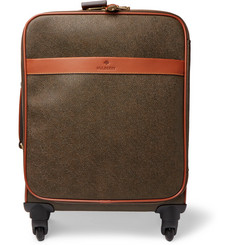 Mulberry - Pebble-Grain Leather Suitcase