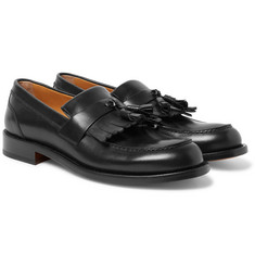 O'Keeffe - Cambridge Leather Tasselled Kiltie Loafers