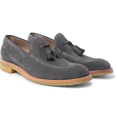O'Keeffe - Algy Suede Tasselled Loafers