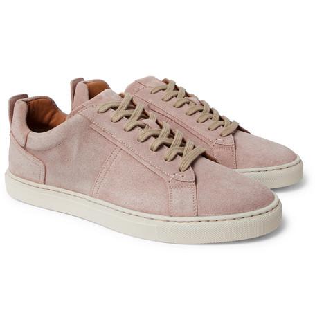 Stafford Suede Sneakers - GrayO Keeffe 0tEao0