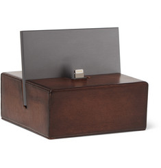 Berluti - Polished-Leather iPhone Charging Dock