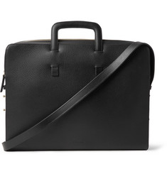 Miansai Full-Grain Leather Briefcase
