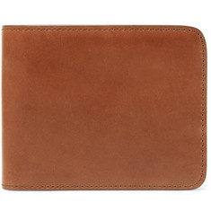 James Purdey & Sons Leather Billfold Wallet