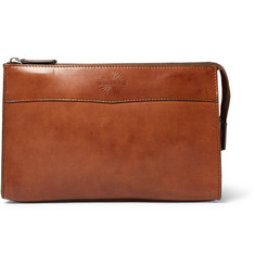 James Purdey & Sons - Leather Wash Bag