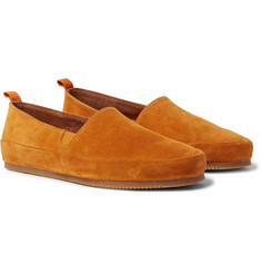 Mulo - Suede Loafers