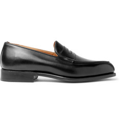 Tricker's Blair Leather Penny Loafers