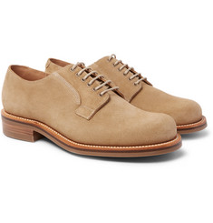 Grenson - Quentin Suede Derby Shoes
