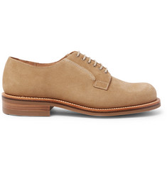 Grenson Quentin Suede Derby Shoes