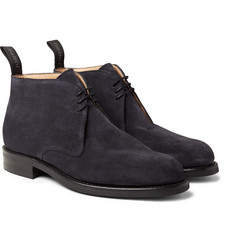 Cheaney - Jackie III Suede Chukka Boots