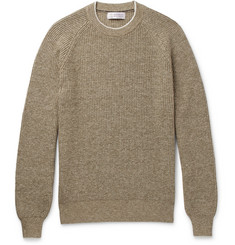 Brunello Cucinelli Ribbed Cotton Sweater