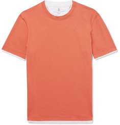 Brunello Cucinelli - Slim-Fit Cotton-Jersey T-Shirt