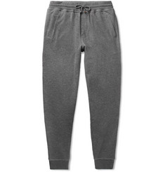 Brunello Cucinelli - Tapered Cotton-Blend Jersey Sweatpants