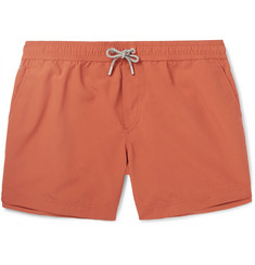 Brunello Cucinelli Slim-Fit Mid-Length Swim Shorts