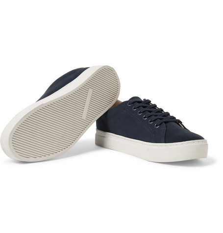 Derek Nubuck Sneakers - IvorySaturdays Surf NYC Yeg5Z