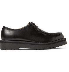 Saturdays NYC Bill Polished-Leather Shoes