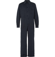 Dries Van Noten Cotton-Twill Boilersuit