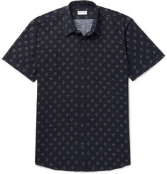 Dries Van Noten Cheney Slim-Fit Printed Cotton Shirt