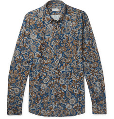Dries Van Noten Printed Twill Shirt