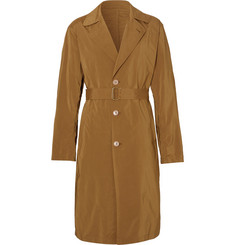 Dries Van Noten Raymore Matte-Shell Trench Coat