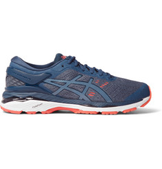 ASICS - GEL-Kayano 24 Mesh Running Sneakers