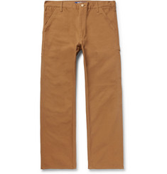Junya Watanabe + Carhartt Cotton-Canvas Cargo Trousers