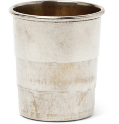 Foundwell - 1920s Collapsible Silver Shot Glass