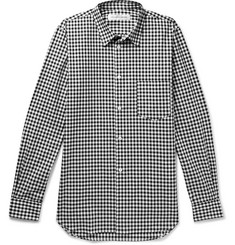 Comme des Garçons SHIRT Slim-Fit Gingham Cotton-Poplin Shirt