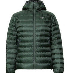 Arc'teryx - Cerium LT Quilted Ripstop Hooded Down Jacket