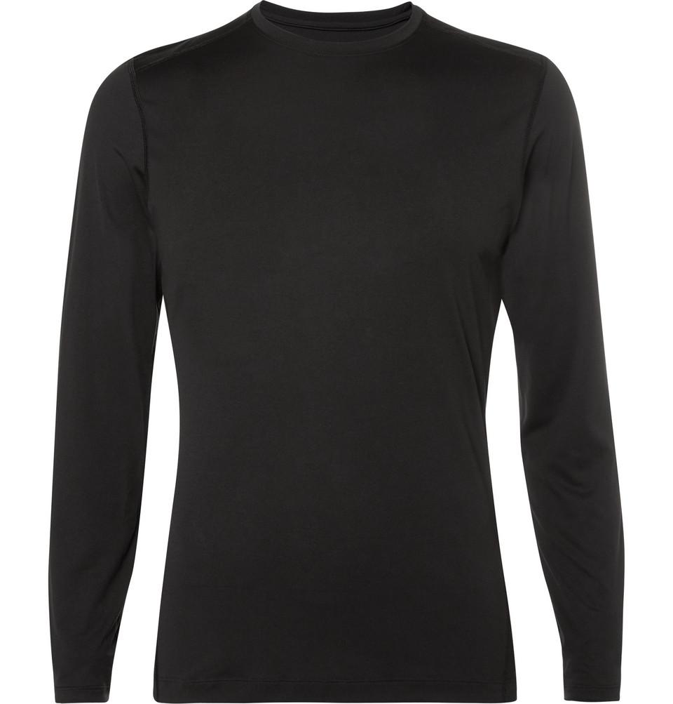 Phase Sl Phasic T-shirt - Black
